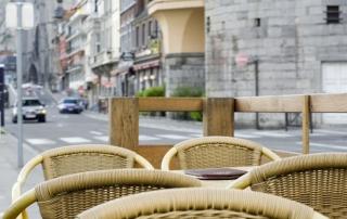 Tourismusrecht, Außengastronomie, Sondernutzungserlaubnis